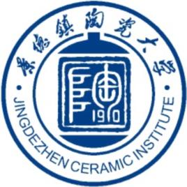 景德镇陶瓷大学成教logo